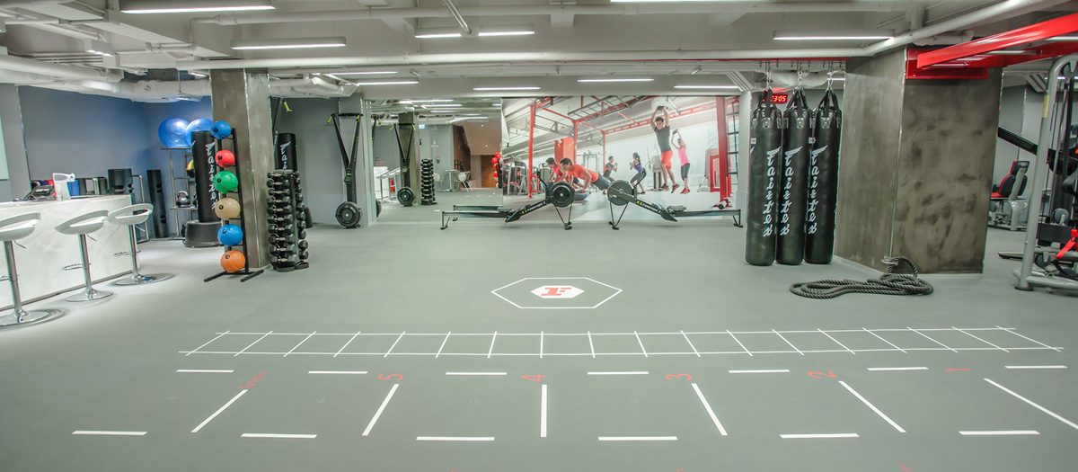 Fitness first kiu fai mansion gym fitness centre in hong kong