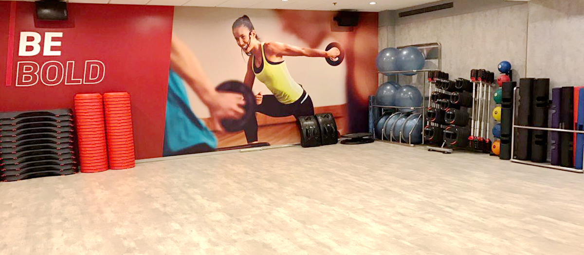 Fitness First Sheraton Group Exercise Studio