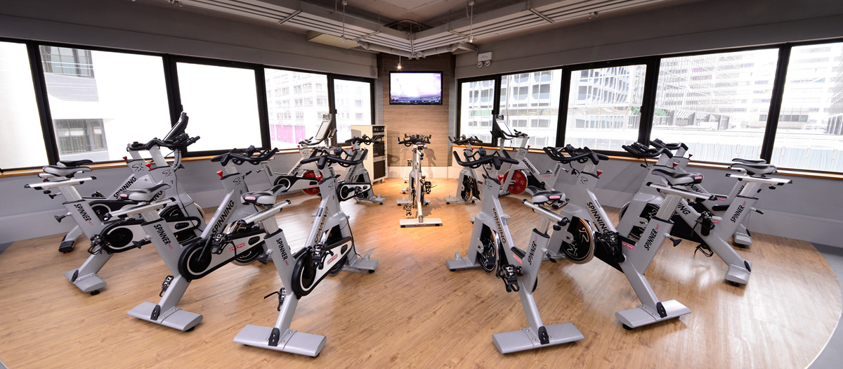 Fitness First Harbour City WCC Cycling Studio