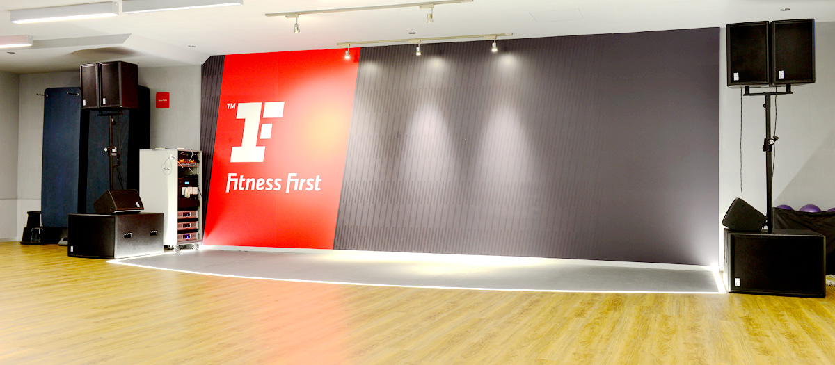 Fitness First Harbour City WCC Group Exercise Studio